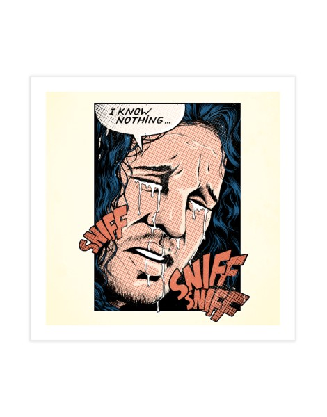 Poor Jon! Hero Shot