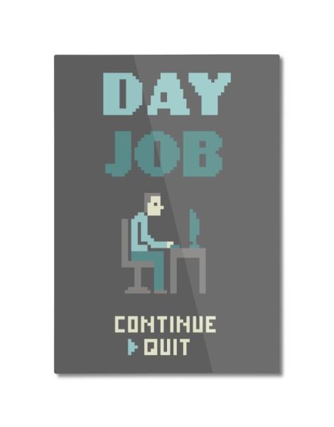 Day Job Hero Shot