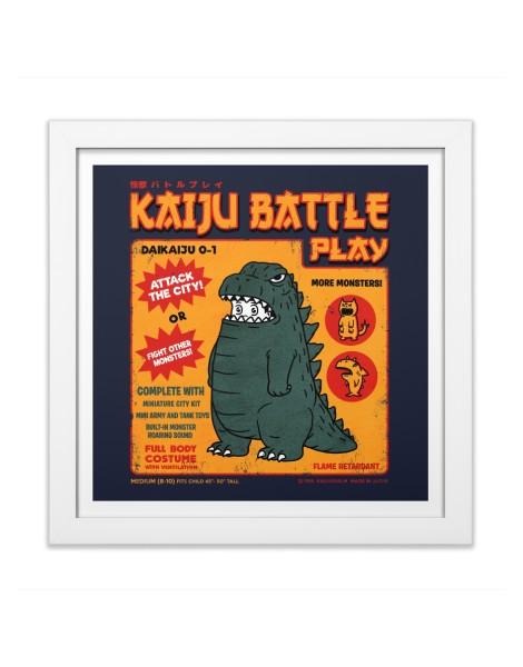 Kaiju Battle Play Hero Shot