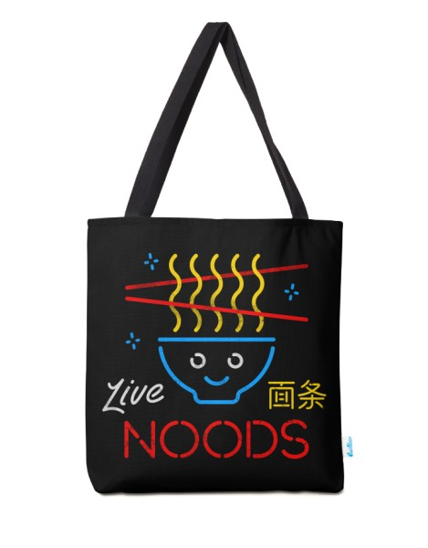 Live Noods Hero Shot