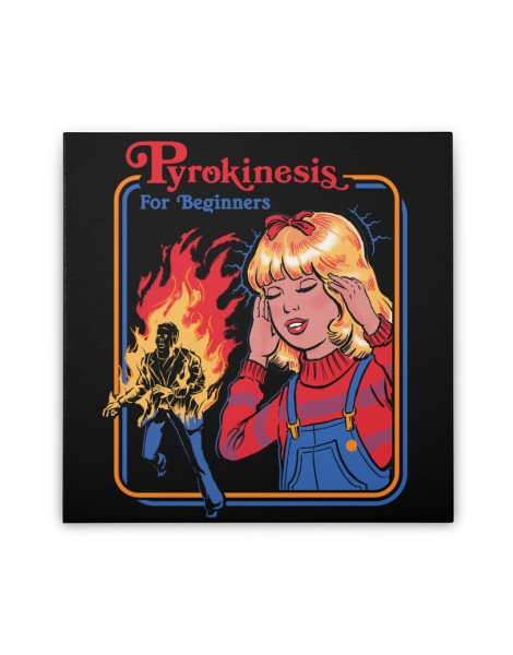 Pyrokinesis for Beginners Hero Shot