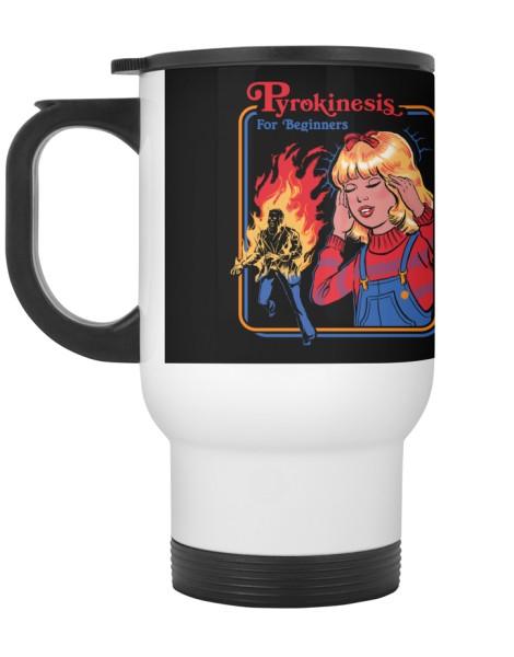 Pyrokinesis for Beginners Hero Shot