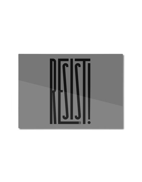 RESIST! Hero Shot