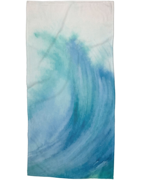 Watercolor Wave  Hero Shot