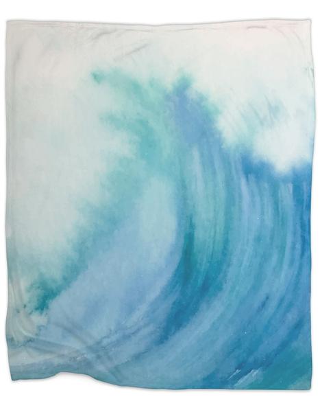 Watercolor Wave  Hero Shot