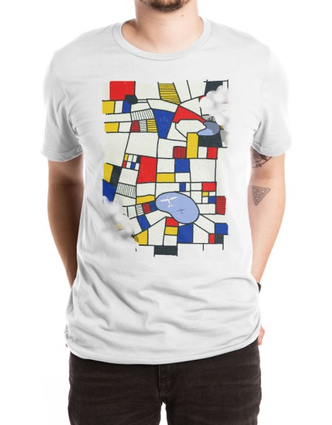 les champs de mondrian Hero Shot