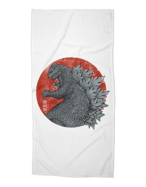 Tokyo Kaiju Hero Shot