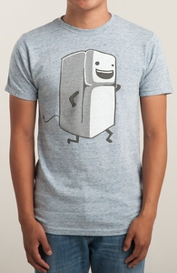 Refrigerator Running, Was $9.95 - Now $8.99! + Threadless Collection