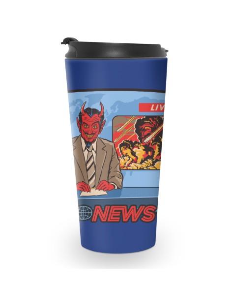 Breaking News Hero Shot