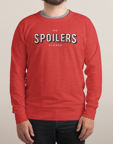 No Spoilers Hero Shot