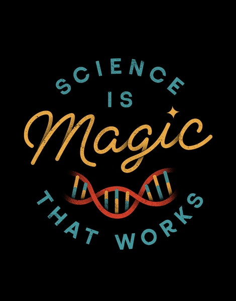 Science is Magic Hero Shot