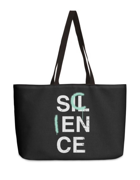 Science Over Silence Hero Shot