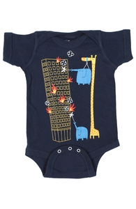 The Day The Fire Brigade Went On Strike, Baby + Threadless Collection
