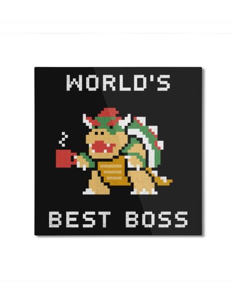 World's Best Boss Hero Shot