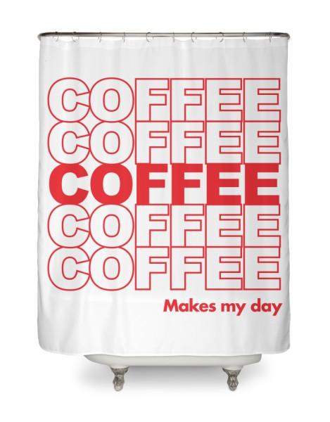 Coffee Makes My Day Hero Shot