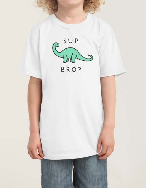 Sup Brontosaurus? Hero Shot