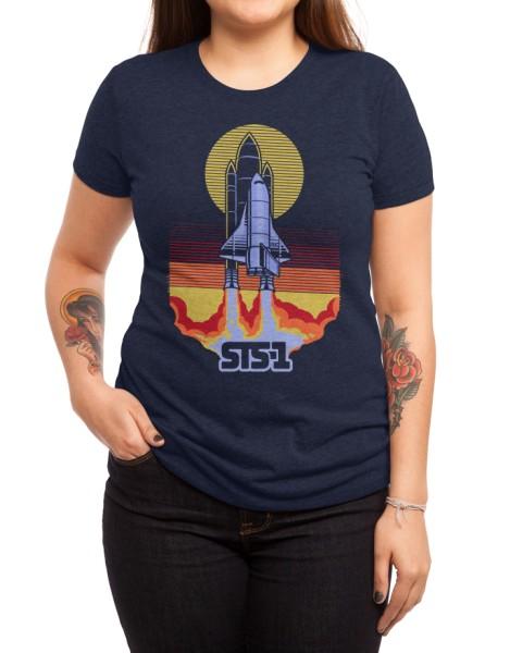 STS-1 Hero Shot