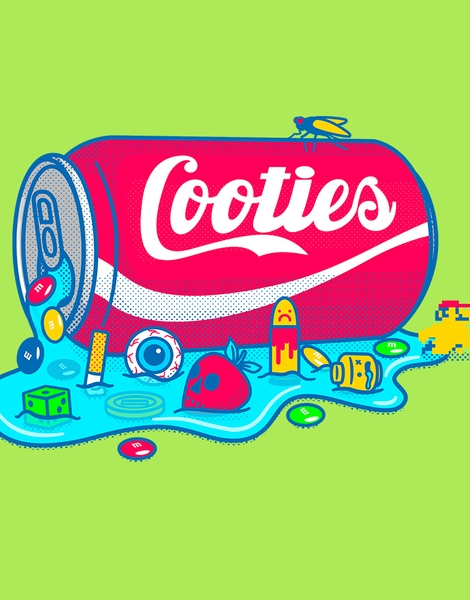 Taste the Cooties Hero Shot
