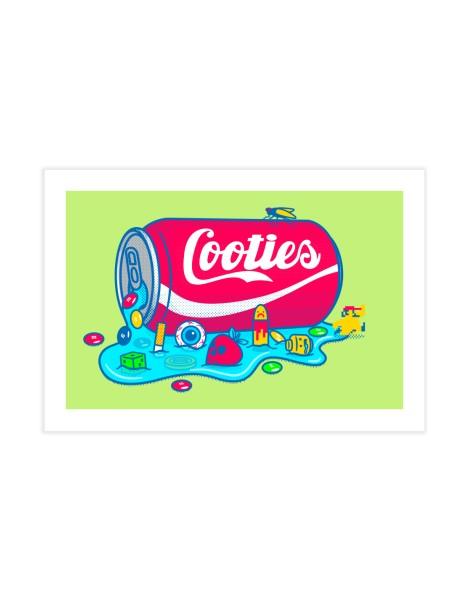 Taste the Cooties Hero Shot