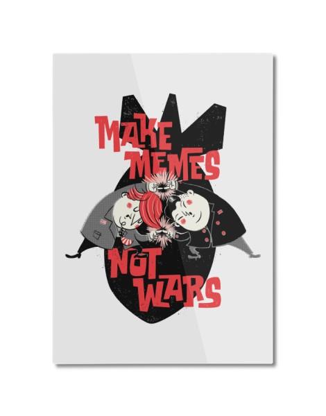 Make Memes, Not Wars Hero Shot