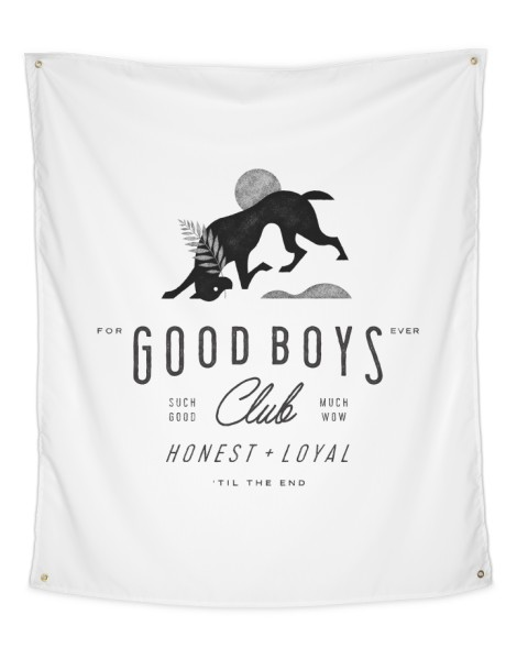 Good Boys Club Hero Shot