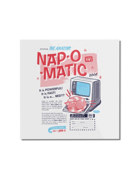 Nap-o-Matic =^.^= Hero Shot