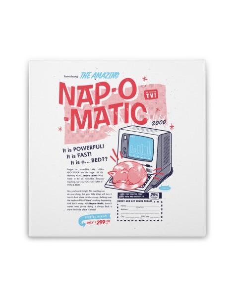 Nap-o-Matic =^.^= Hero Shot