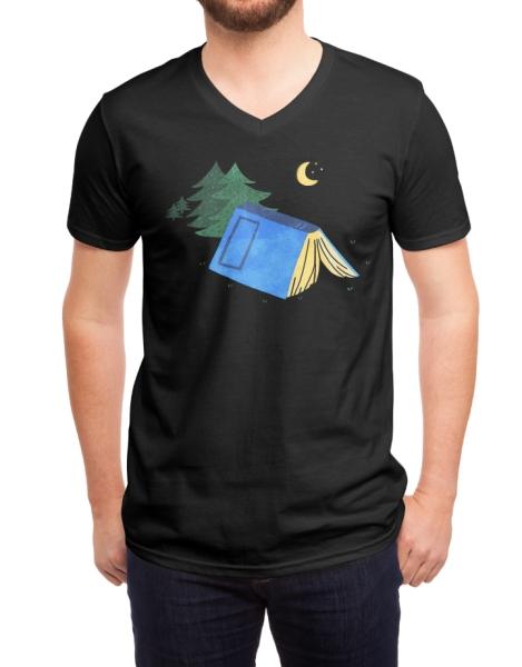 Book Camp Hero Shot