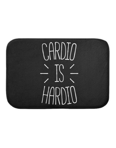 Cardio is Hardio Hero Shot