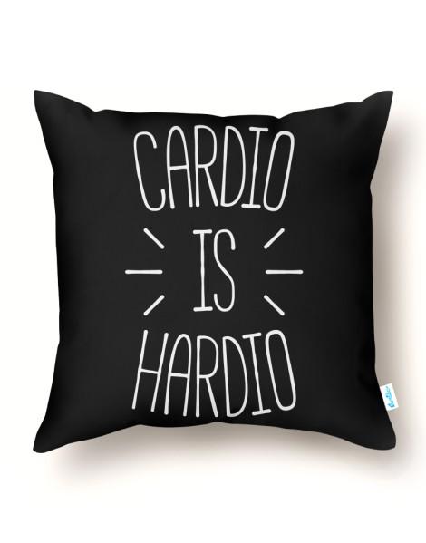 Cardio is Hardio Hero Shot