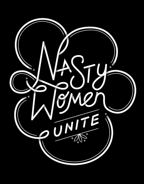Nasty Women Unite Hero Shot