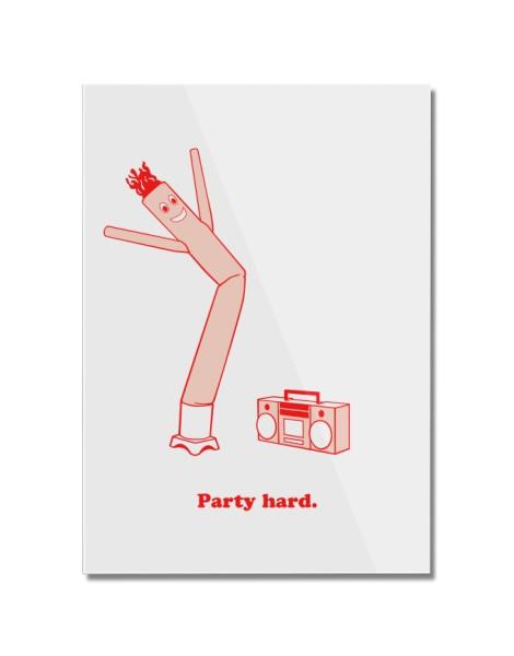 Party Hard Hero Shot