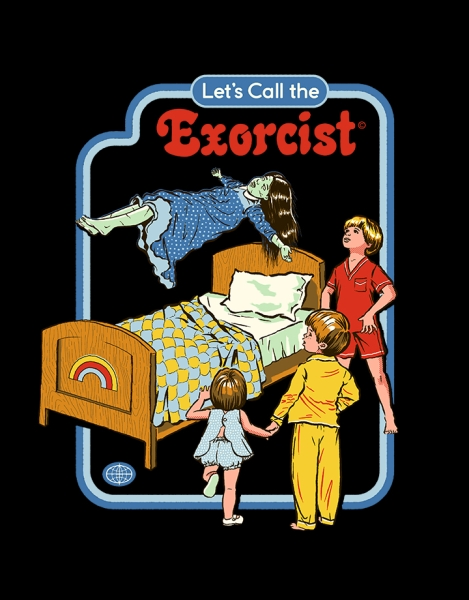 Let's Call the Exorcist Hero Shot
