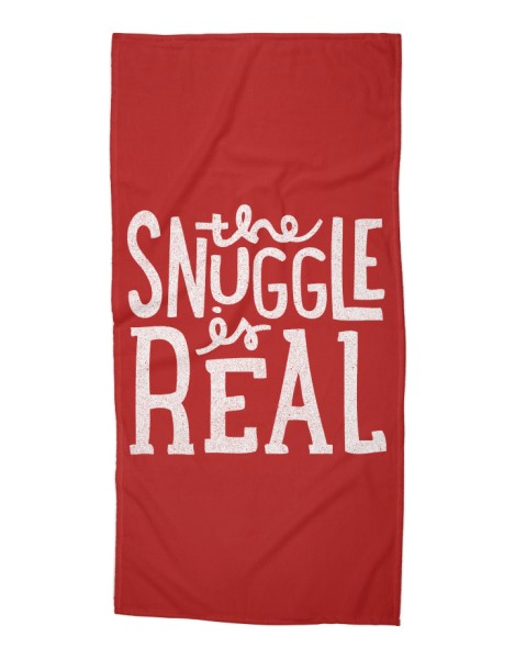 The Snuggle is Real Hero Shot