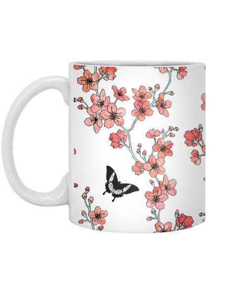 Sakura Butterflies Hero Shot