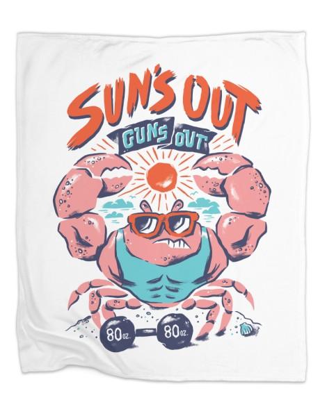 Sun's Out Guns Out Hero Shot