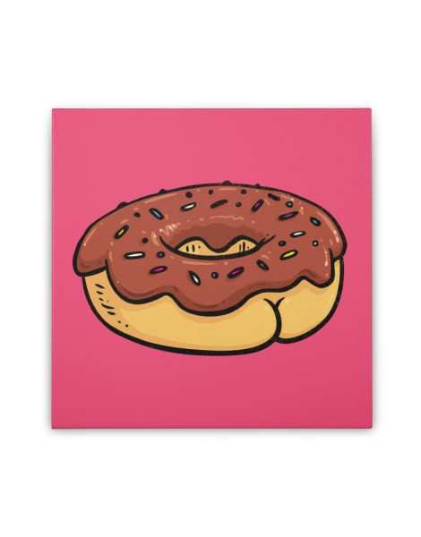 Donut Butt Hero Shot