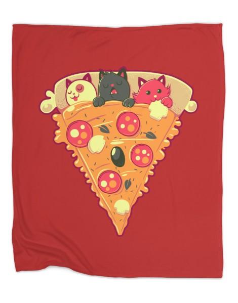 Pizza Cat Hero Shot