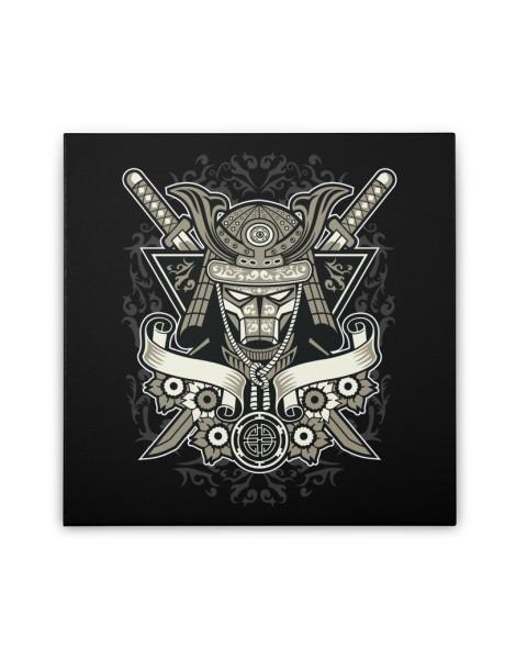 Samurai Warrior Hero Shot