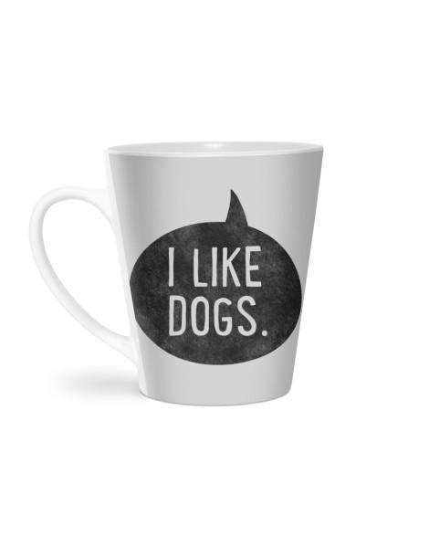 I Like Dogs Hero Shot
