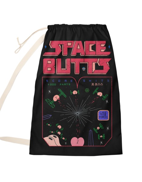Space Butts Hero Shot