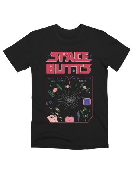 Space Butts Hero Shot
