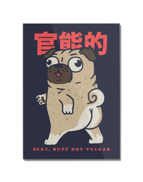 Sexy, Butt Not Vulgar Hero Shot