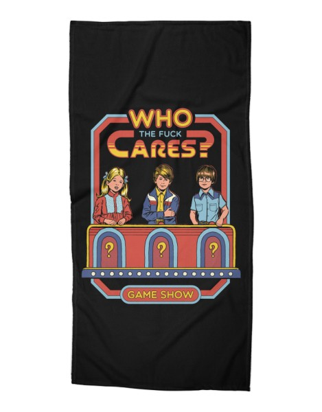 Who Cares? Hero Shot