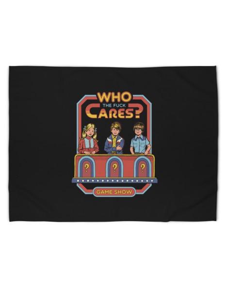Who Cares? Hero Shot