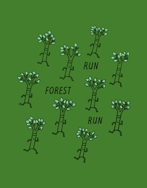 Run Forest Run Hero Shot