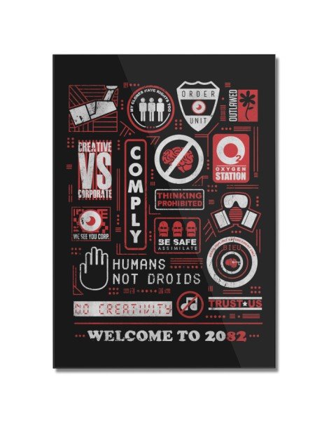 Welcome to 2082 Hero Shot