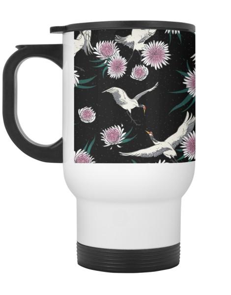 Crane Floral Hero Shot