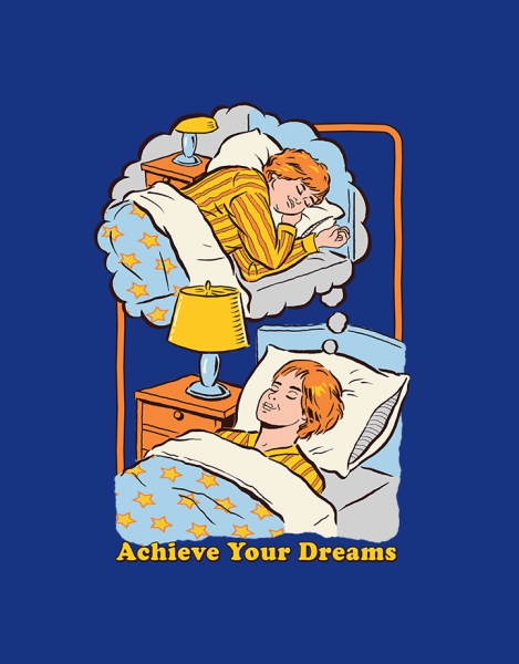 Achieve Your Dreams Hero Shot