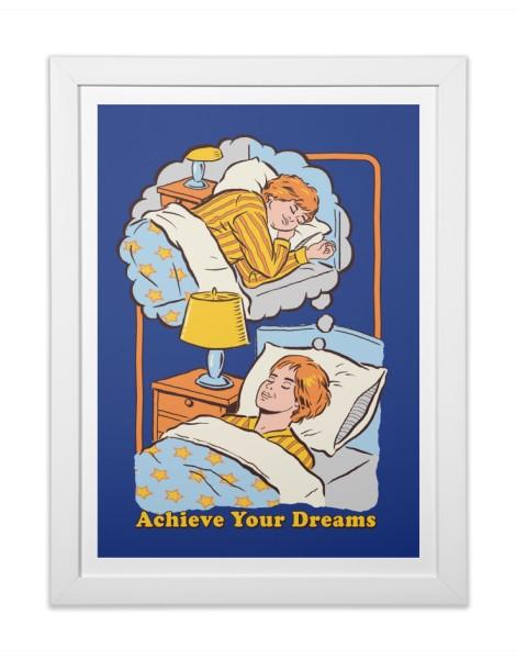 Achieve Your Dreams Hero Shot